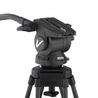 Vinten 3AS + Manfrotto525P